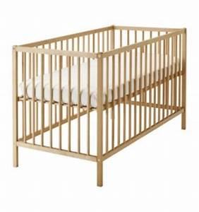 Dimension Lit Bébé Standard : lit bebe ikea taille standard ~ Teatrodelosmanantiales.com Idées de Décoration