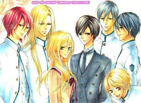 anime genre romance comedy shoujo manga review hana no kishi sayuricero