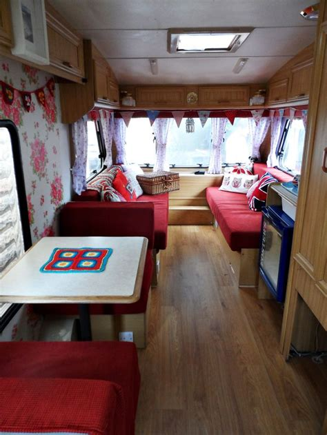 Diy Caravan Upholstery by 17 Best Ideas About Caravan Makeover On