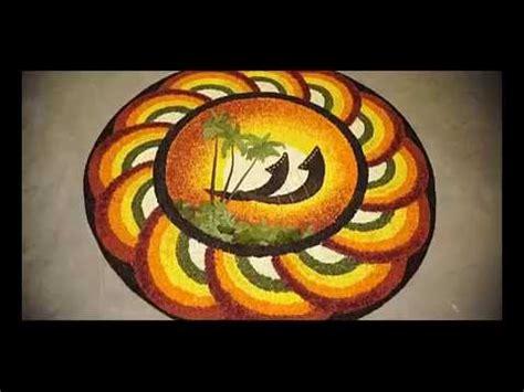 Top 10 Pookalam pookalam designs onapookalam - YouTube