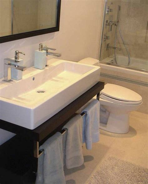 Bathroom Sinks And Faucets Ideas by Gorgeous Duravit Sink In Bathroom Modern With Narrow Sink