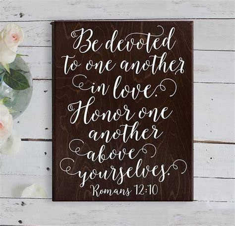 romans   bible verse wall art bible verse wedding gift