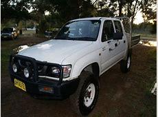 2003 Toyota 24L Toyota Hilux 2003 4x4 34L V6 Petrol