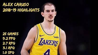 Caruso Alex Highlights