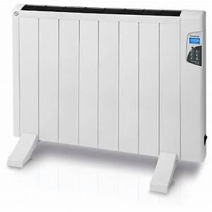Radiateur Mobile Electrique : radiateur electrique mobile a inertie ~ Edinachiropracticcenter.com Idées de Décoration
