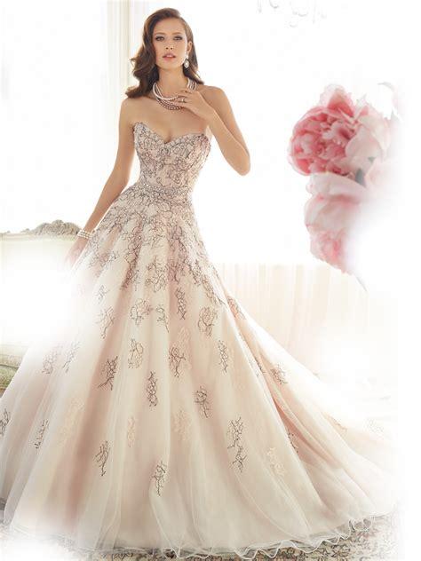 Beautiful Ball Gown Wedding Dresses Design