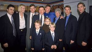 Family Portrait - Wayne Gretzky 50th Birthday - ESPN