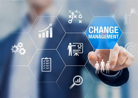 expect   organizational change management