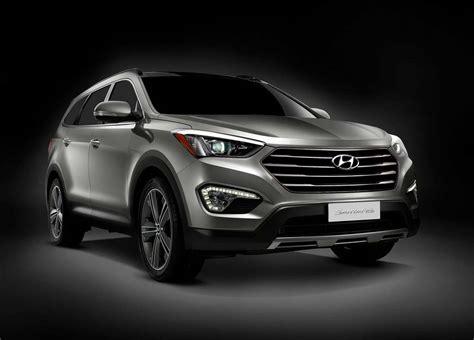 Hyundai Santa Fe Pictures by 2013 Hyundai Santa Fe Review And Pictures Car Review