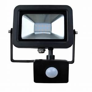 New design w pir sensor led flood light