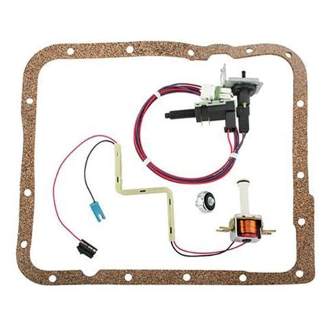 Painless Transmission Torque Converter Lock
