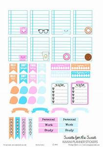 Kawaii planner stickers free printable download free planner planner stickers and planners for Planner pinterest