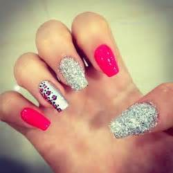 Quick easy silver nail design ideas london beep