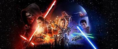 Wars Force Star 3440 1440 Awakens Wallpapers