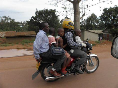10 Impossible Loads Made Possible Via African Transport