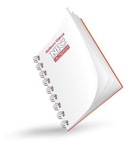 agenda bureau agenda de bureau npc calendrier