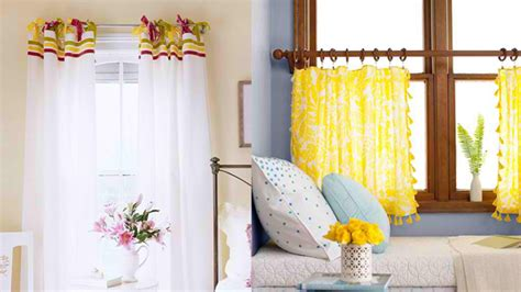 uber easy  sew diy curtains home design lover