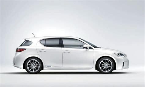 lexus coupe white lexus ct 200h 10 13