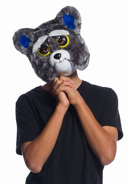 Feisty Pets Sammy Mask Suckerpunch Child Masks