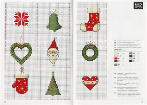 786 Best Images About Cross Stitch Christmas On Pinterest