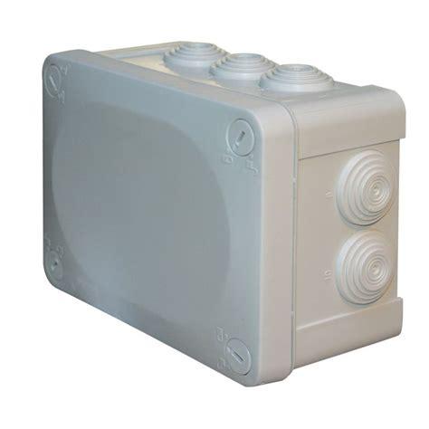 boite de derivation exterieur blm 515509 boite de d 233 rivation 155x110x80mm 1 4t 233 tanche ip55 gamme optibox