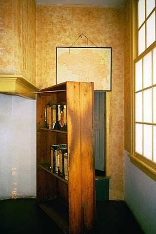 Frank Bookcase Door by The Staircase In Frank S House Secret
