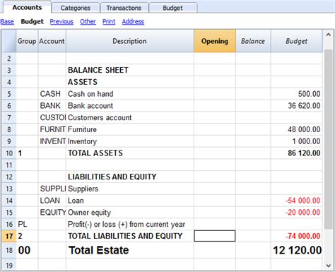 Income & Expense Accounting With Vatsales Tax  Banana Accounting Software