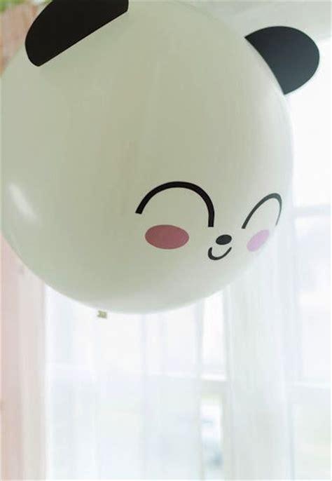 panda balloon chute pinterest love  ballon