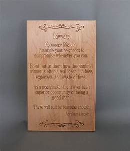 Engraved sign for judges or laywers. beautiful gift for ...