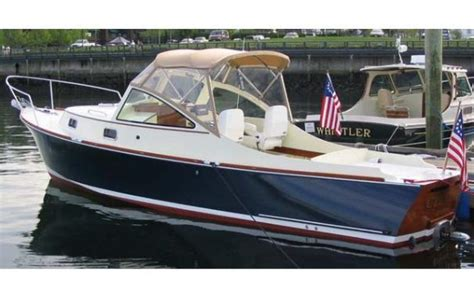 Downeast Boat Design by Downeast Hull Design Page 2 Boat Design Forums