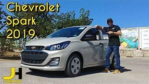 Chevrolet Spark Lt 2019 Prueba Fondo  Justo Lo Que