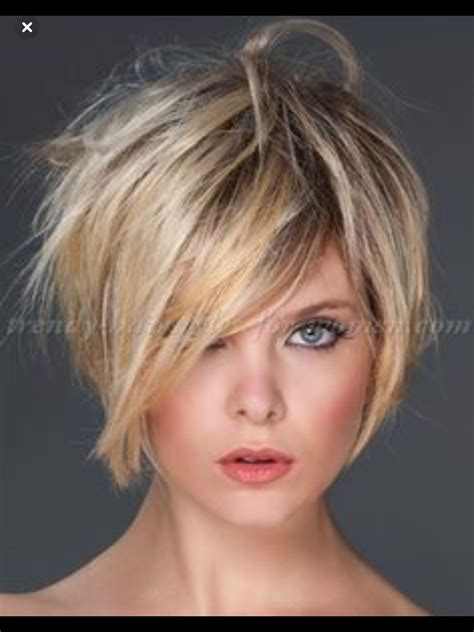 pin  bev mauck  cute hairstyles frisuren shag