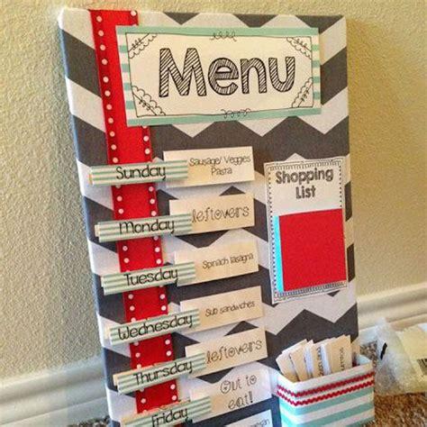 cuisiner pour la semaine 1000 idées sur le thème planification des menus sur