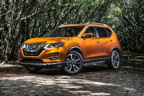 2018 Nissan Rogue Pricing  For Sale Edmunds