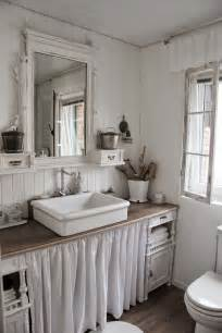 shabby chic badezimmer 20 cozy and beautiful farmhouse bathroom ideas home design and interior