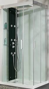 Installation Cabine De Douche : douche cabine de douche ~ Melissatoandfro.com Idées de Décoration