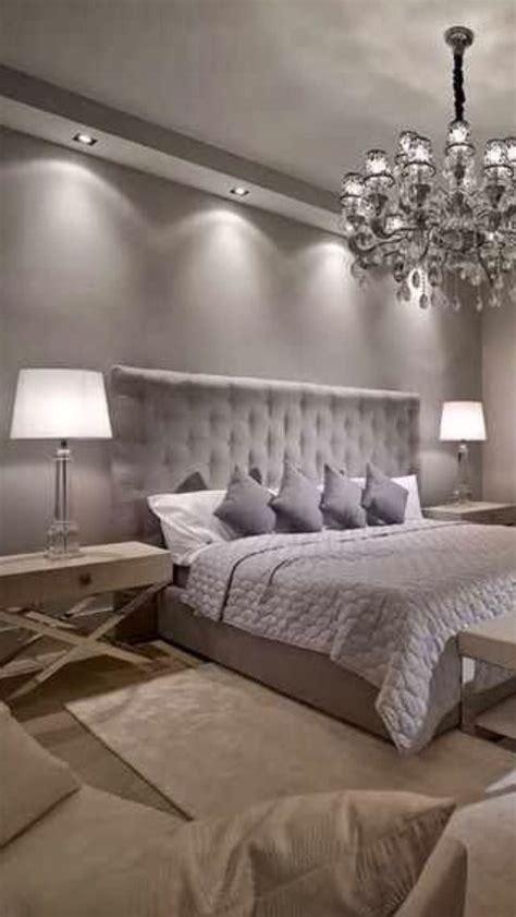 Luxury Bedroom Design Luxury Chandelier White Table Lamp