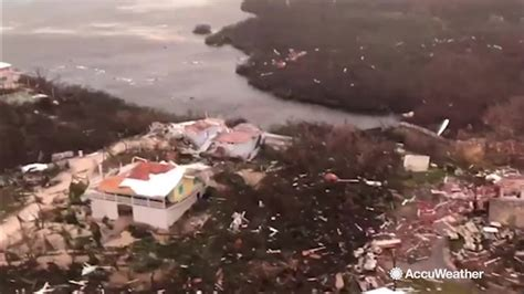 widespread devastation leaves bahamas  bad shape