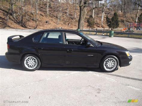 subaru legacy black black granite pearl 2002 subaru legacy gt limited sedan
