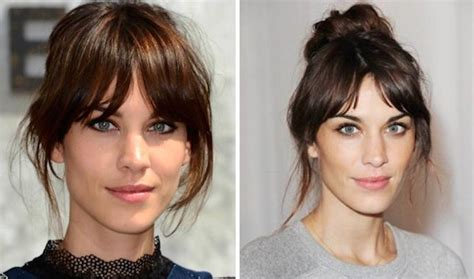 Best 25+ Bangs Hairstyle Ideas On Pinterest