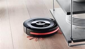 Meilleur Aspirateur Robot 2017 : comment fonctionne un aspirateur robot ~ Dallasstarsshop.com Idées de Décoration