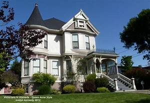 Victorians in Alameda - Queen Anne Style