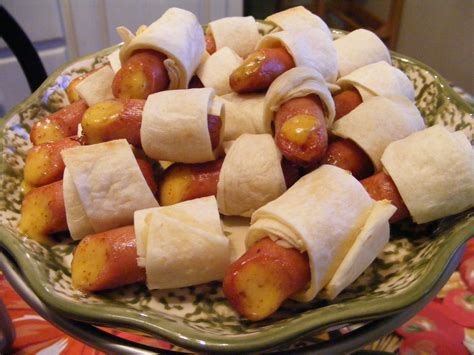 finger food bacon time with the hungry hypo halloween finger food