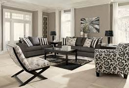 Living Room Collection by Buy Levon Charcoal Living Room Set By Signature Design From