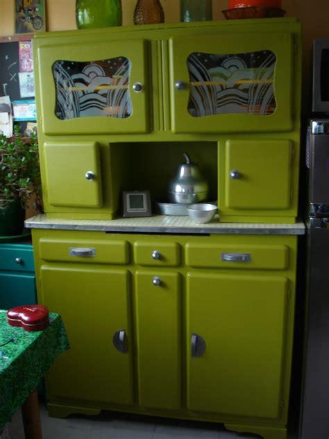 meuble cuisine repeint restauration et relooking d 39 un buffet ées 50