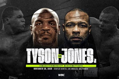 Mike tyson and roy jones jr. Lightweight promises to steal the show on Tyson vs Jones Jr. PPV