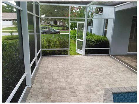 Cleaning Pool Deck With by Florida Pressure Washing Service Driveways Plus