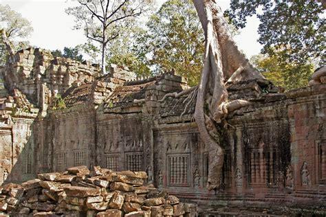 preah khan temple world monuments fund