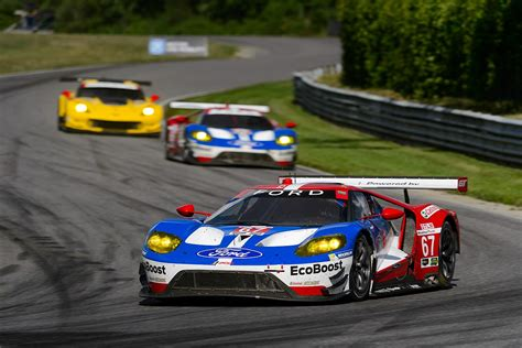 Chip Ganassi To Field Three Ford Gt Racers In Sebring