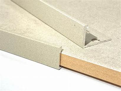 Edge Shape Tile Straight Sandstone Trims 5m
